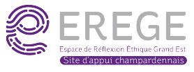 EREGE - Espace de Réflexion Ethique Région Champagne-Ardennes